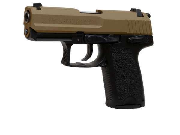 Schreckschusspistole IWG SP15 Compact 9mm P.A.K. dark earth