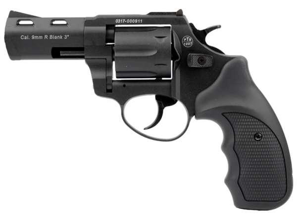 ZORAKI R2 3 Zoll Schreckschuss Gas Signal Revolver Kaliber 9 mm R.K. schwarz