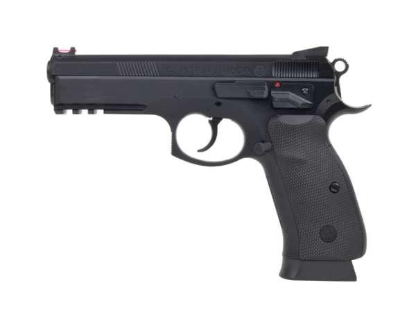 CZ SP-01 Shadow Federdruck Softair Pistole, Kal. 6mm BB, < 0.5 Joule, 17655