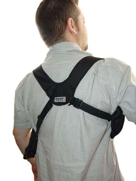 Swiss Arms Schulterholster horizontal
