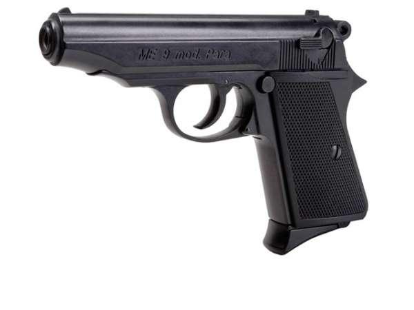 Schreckschusspistole ME 9 Para 9mm P.A.K. brüniert