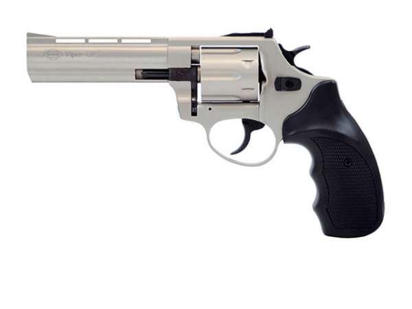 """Schreckschussrevolver GSG Viper 4,5"""" 9mm R Knall bicolor"""