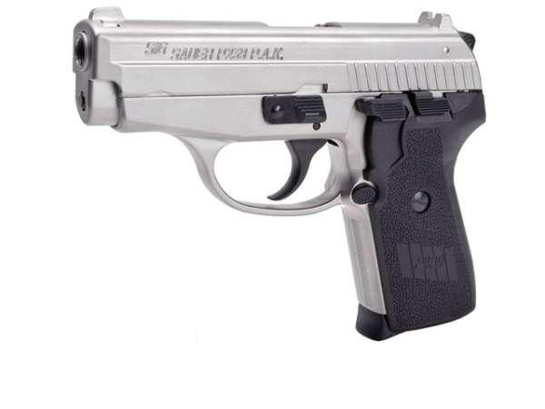 Schreckschusspistole Sig Sauer P239 9mm P.A.K. matt vernickelt