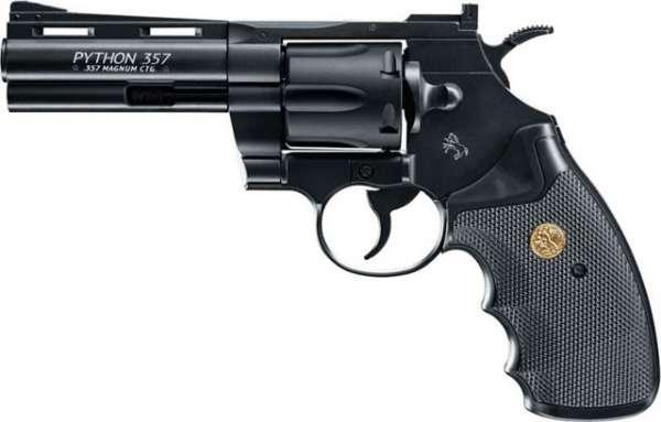 "Colt Python 4"" CO2 Revolver 4,5mm BB´s"