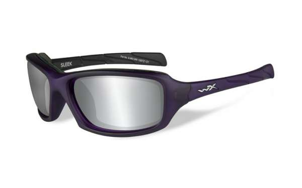 WileyX Sleek R: mattviolet