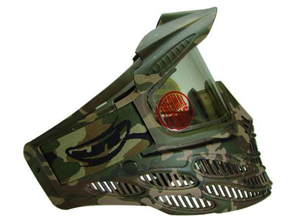 JT Flex 8 Spectra Thermal, camo
