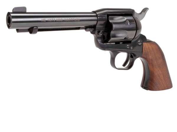 Schreckschussrevolver ME 1873 Hartford 9mm R Knall brüniert