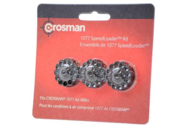Trommeln für Luftgewehr Crosman 1077 im 3er Pack