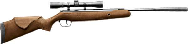 Luftgewehr Stoeger X5 Combo Holzschaft - incl. Zielfernrohr 4x32