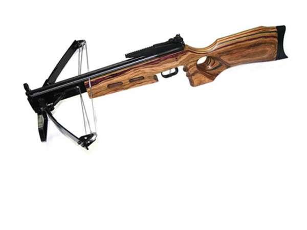Armbrust IM1000 Kugelarmbrust mit Buchenholzschaft im SET