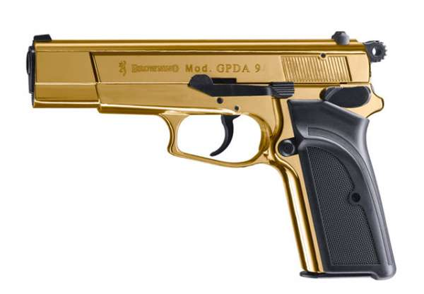 Browning GPDA 9, gold