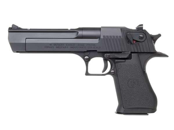 Tokyo Marui Desert Eagle .50 GBB Softair Pistole, Gas Blow Back, Kal. 6mm BB, > 0.5 Joule, ab 18 Jahren