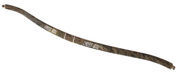 Ersatzbogen für Armbrust 150 lbs