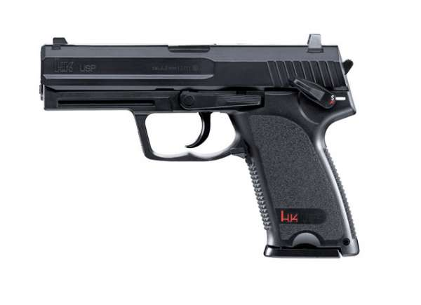 Heckler & Koch USP, Co2 Pistole, 4.5mm BB