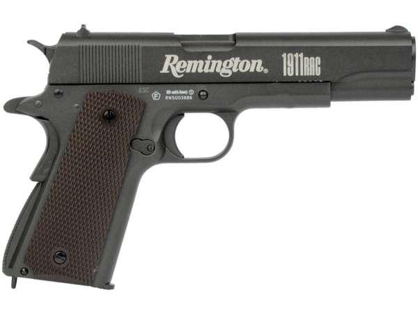 Luftpistole Crosman Remington 1911 RAC CO2 Kal. 4,5mm