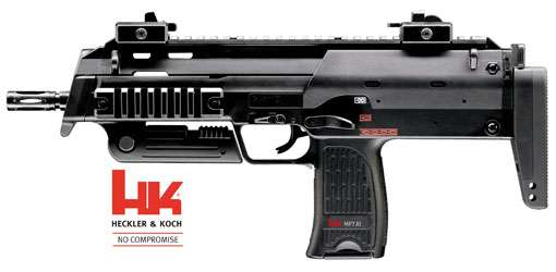 Softair MP: H&K MP 7 A1 Softair Gewehr